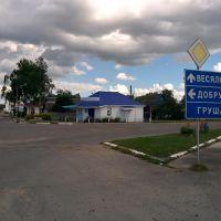 """Торговый павильон """"Придорожный"""", Васильевка"""