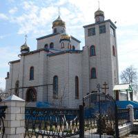 Свято-преображенская церковь Church of the Holy Transfiguration, Ветка