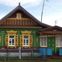 Резной дом, Ветка