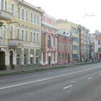 Sovetskaya Street, Гомель