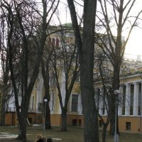Дворец Пионеров (Усадьба Паскевичей), Гомель