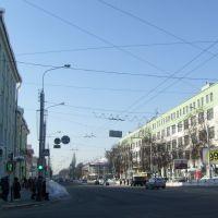 Интернациональная улица, Гомель