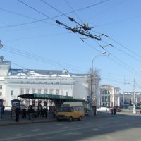 Остановка Вокзал, Гомель