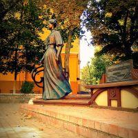 Помнік Ірыне Паскевіч ад удзячных жыхароў горада ...Monument Irina Paskevich from grateful inhabitants of the city, Гомель