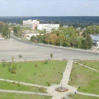 площадь, Добруш