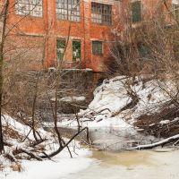 Старая гидроэлектростанция, Добруш