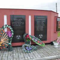Ельск. Памятник., Ельск