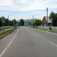Ул. Социалистическая, 1 школа, Житковичи