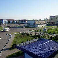 Привокзальная площадь, Житковичи