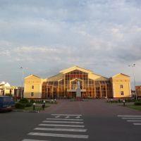 Rail Station - general view, Жлобин