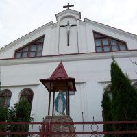 St. Kazimir church - detail, Жлобин