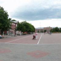 Central Square, Жлобин