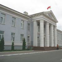 Zhlobin.City authorities., Жлобин