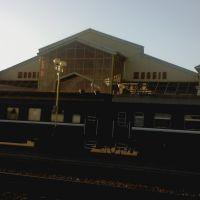 Вокзал, Жлобин