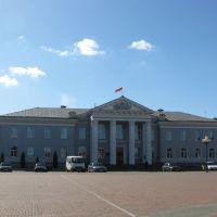 Zhlobin city administration, Жлобин