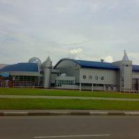 Ледовый дворец и аквапарк, Жлобин