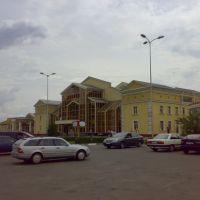 Здание вокзала, Жлобин