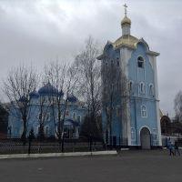 Калинковичи (Беларусь). Церковь Казанской иконы Божией Матери, Калинковичи