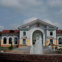 Вокзал в Калинковичах, Калинковичи