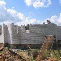 Stroitelstvo Hrama v Korme, Корма