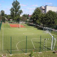Лельчицы - спортивная площадка СШ №2, Лельчицы