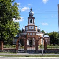 Лельчицы - церковь, Лельчицы