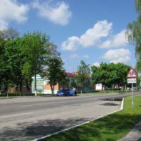 Lelchytsy streets, Лельчицы