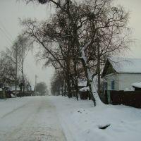 улица Первомайская, Лоев