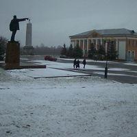 Площадь, Лоев