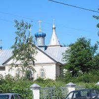 Церковь в Лоеве, Лоев