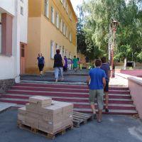 Hilfe für Weißrussland Humanitäre Hilfen, Мозырь