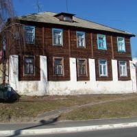 Building style, Мозырь