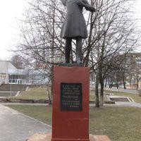 Гранатометаель Пушкин, Мозырь