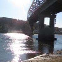 bridge, Мозырь