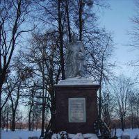 Памятник освободителям Наровли, Наровля