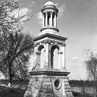 Альтанка палаца Горватаў, Наровля