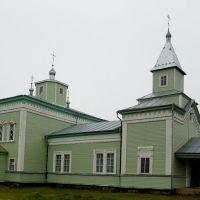 церковь св. Георгия, Октябрьский