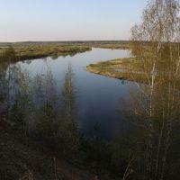 Излучина, Октябрьский