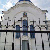 Церковь Святого Николая, Петриков