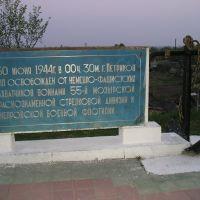 Мемориал советским воинам-освободителям, Петриков