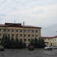 Петриков. Центральная площадь., Петриков