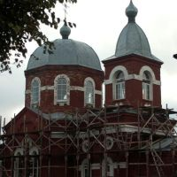 Вознесенская церковь, Петриков, Гомельская область, Беларусь, Петриков