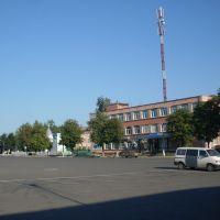 Центральная площадь, Петриков