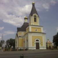 Успенский собор, Речица