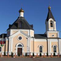 Церковь Успения Пресв. Богородицы, Речица