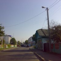улица Чапаева, Речица