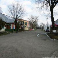 г. Рогачев Мебельная фабрика. 2009 весна, Рогачев
