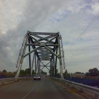Р-43 Кричев-Бобруйск (на Рогачев). Мост через Днепр, Рогачев