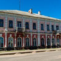 Рогачев, дом купца Беленького, Рогачев