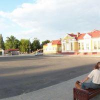 Train Station Square, Светлогорск